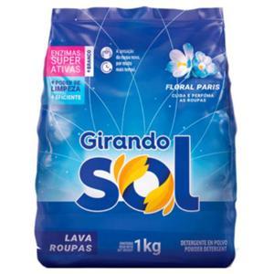 Lava Roupas Gir Sol 1K Sc Azul