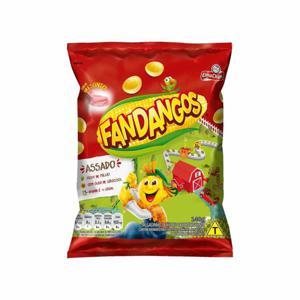 Salgadinho de Milho Presunto Elma Chips Fandangos 140g