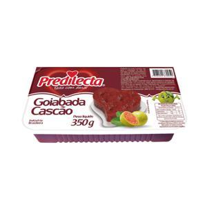 Goiabada Predilecta Cascao 350G