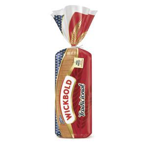 Pão de Forma Tradicional Wickbold Pacote 450g