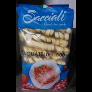 Macarrão Sacciale 500G Ovos Tagliatell