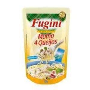 Molho FUGINI 4 Queijos 300g