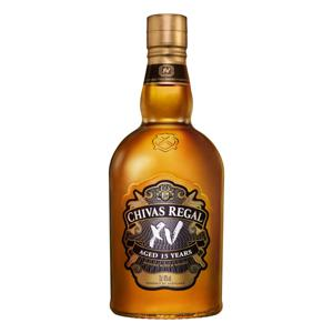 Whisky Escocês Blended 15 Years Chivas Regal Garrafa 750ml