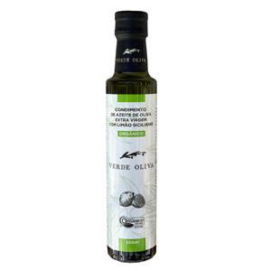 Azeite extra virgem aromatizado Limão Siciliano (250ml)- Orgânico