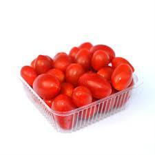 Tomate Cereja orgânico (500g) podem ir alguns verdes