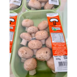 Cogumelo Portobello Orgânico - 200g
