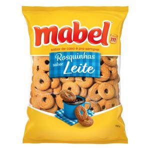 Biscoito Rosquinha Leite Mabel Pacote 700g