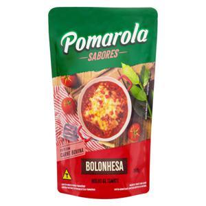 Molho de Tomate Bolonhesa Pomarola Sachê 300g