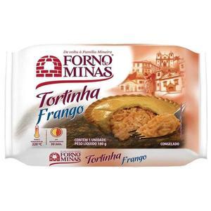 Torta Frango FORNO DE MINAS 180g