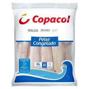 Filé de Merluza COPACOL Congelado 800g