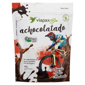 Achocolatado Orgânico Vegano 400g - Viapax