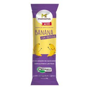 Barrinha Kids de Aveia, Banana e Proteína Orgânica 25g - Monama