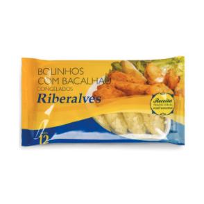 Bolinho Bacalhau Riberaalves Especial 360G