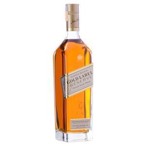 Whisky Escocês Blended Johnnie Walker Gold Label Reserve Garrafa 750ml