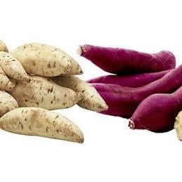 Batata doce orgânica (500g)