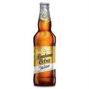 Cerveja BRAHMA Extra Weiss Long Neck 355ml