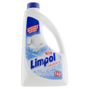 Detergente em Pó para Máquina de Lavar Louças Limpol 1kg