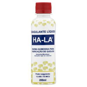 Coagulante Líquido Ha-La Frasco 200ml