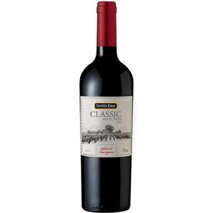 Vinho Chileno Santa Ema Classic Cabernet Suavignon  750Ml