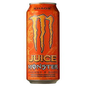 Energético Juice Monster Khaos Lata 473ml