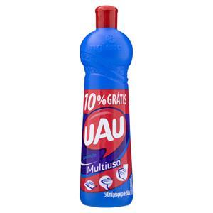 Detergente Multiuso Lavanda Uau Frasco 500ml Grátis 10% de Desconto