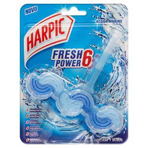 Bloco Sanitário Acqua Marine Harpic Fresh Power 6