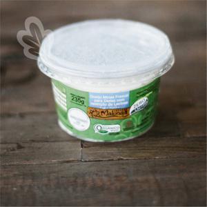 Queijo Minas Frescal Orgânico Sem Lactose Malunga (250g)