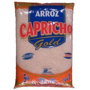 Arroz Capricho Gold 5kg