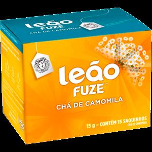 Chá Camomila Leão Fuze 15g 15 Envelopes