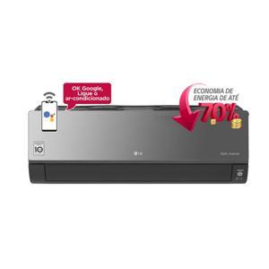 Ar Condicionado Split LG Dual ArtCool Inverter 12000 BTUs Quente/Frio 220V