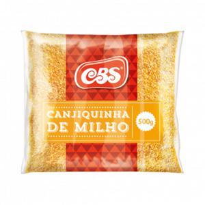 Canjiquinha De Milho Cbs 500G