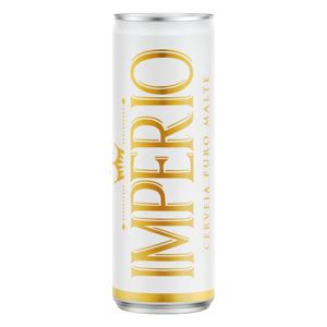 Cerveja Pilsen Puro Malte Império Lata 350ml