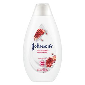 Loção Hidratante 400ml Johnson's Daily Care Nutri Renovadora