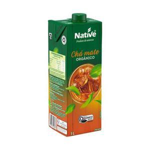 Chá mate orgânico - 1L