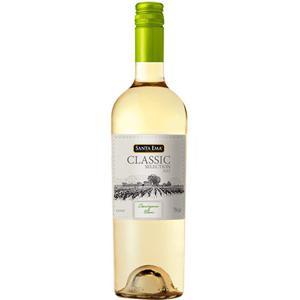 Vinho Chileno Santa Ema Classic Sauvignon  Blanc 750Ml