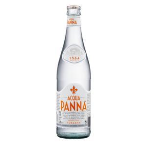 Água Mineral Natural sem Gás Acqua Panna Toscana Garrafa 505ml