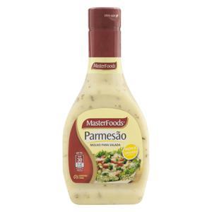 Molho para Salada Parmesão MasterFoods Squeeze 234ml