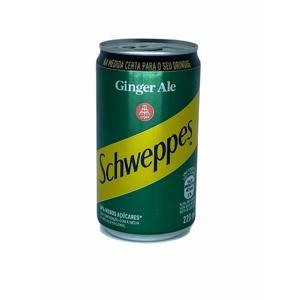 Água Tônica Schweppes Ginger Ale 220ml