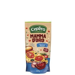 Molho Tom Cepera Mamma Doro 340G Pizza