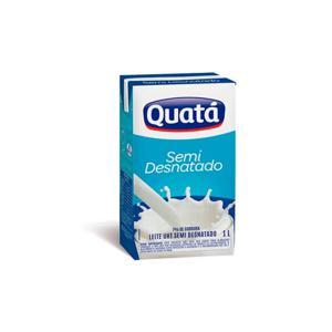 Leite Lv Quata S/Desnatado 1L