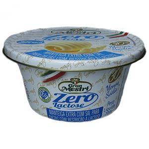 Manteiga Zero Lactose c/ Sal