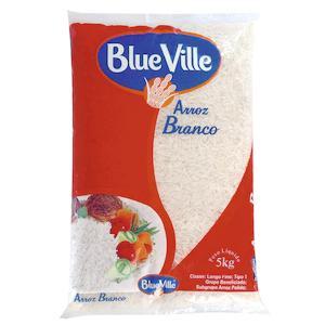 Arroz Blue Ville 5Kg Branco
