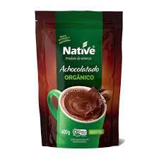 Achocolatado Pounch Native 400g