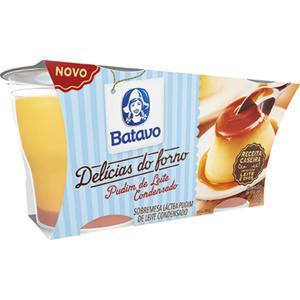 Sobremesa BATAVO Pudim de Leite 200g