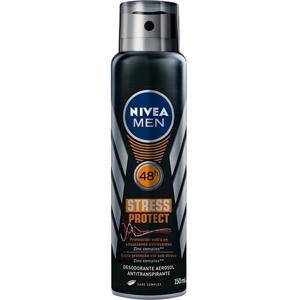 Desodorante Aerosol 150ml Nivea Stress Protect