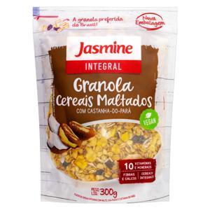 Granola Cereais Maltados Jasmine Pouch 300g