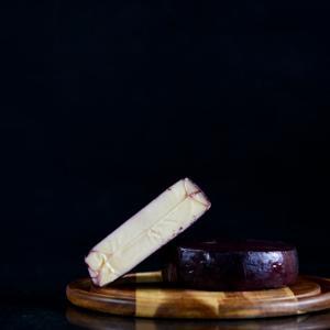 Queijo Minas Padrão ao Vinho 250g - Queijaria Boa Esperança
