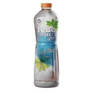 Chá Fuze Zero LEÂO Ice Tea Limão 1,5L