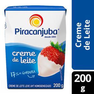 Creme De Leite UHT Piracanjuba 200g