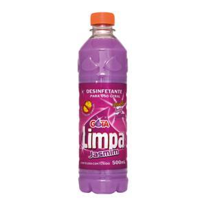 Desinfetante Gota Limpa 500Ml Jasmin